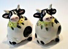 Salt and pepper set cows Shaker Set/ koeien  Peper en zout stel