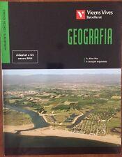 Libro Geografia 1 Batxillerat Vicens Vives