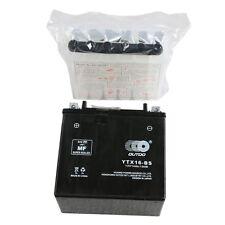 YTX16-BS 12V Motorcycle Battery Suzuki 1450/1400cc VS1400GL Intruder, GLP, S83
