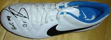 SIEM DE JONG NEWCASTLE UNITED AUTOGRAPH PERSONALLY SIGNED FOOTBALL BOOT SOCCER