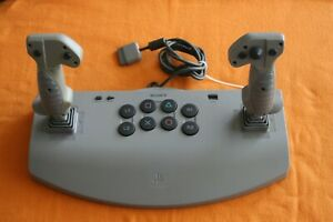 Analog Flight Joystick SCPH-1110 Controller Sony Playstation 1