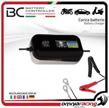 BC Battery KIT 1 caricabatterie 9000 EVO per batterie fino a 200 Ah