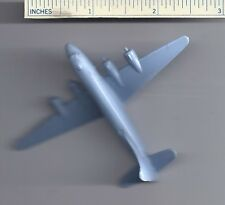 NOS 1946 Kix Cereal WW2 DOUGLAS C-54 SKYMASTER 1/432nd Blue Plastic Plane WWII
