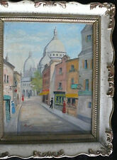 OIL PAINTING PRAGUE GUSTUV PAWLU BORN 1896 PAINTING AUSTRIA