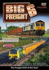 Big Freight 6 - DVD* - FREIGHTMASTER Railway Train