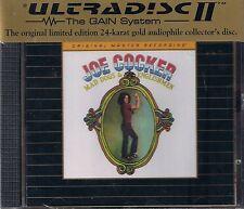 Déprimé, Joe Mad Dogs & Englishmen MFSL Gold CD neuf emballage d'origine sealed