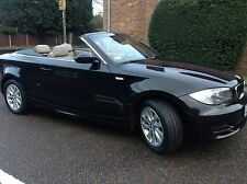 LEFT HAND DRIVE 2008 BMW 1 series convertible,LOW MILES 43k!!!