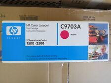 Toner HP Originale C9703A (HP LaserJet Serie 1500 / 2500 Colore Magenta)