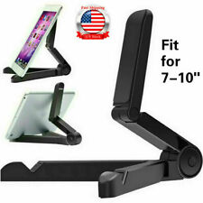2-PACK Portable Android Tablet PC Holder Fold-Up Stand Universal Android & iPad