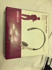 Xbox Live For Xbox 360 Stereo Headset Game Ware