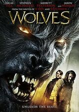 Wolves (DVD) Lucas Till, Stephen McHattie NEW
