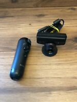 Sony PlayStation , Navigator,Controller cech-zcs1u & Eye Camera