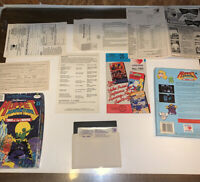 Vintage Muppet Adventure Chaos At The Carnival GAME DISK IBM TANDY CLONE RETRO