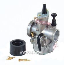 Kawasaki KX80 KX85 KX100 KX125 Carburetor & Intake Boot Needle Jet PWK Φ28