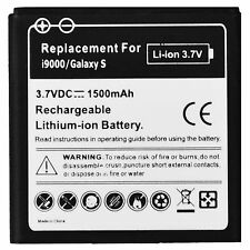 The FX Factory Replacement Battery – For Samsung I9000 (3.7v)