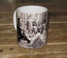 The Sound of Music Julie Andrews BW Mug #2