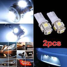 2 pcs T10 W5W 555 194 New High Power Led Car White Light Reverse Tail Bulbs RTY
