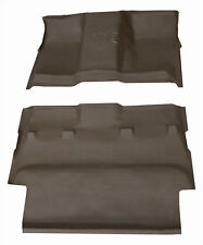 To suit Toyota Land Cruiser 60 Series Moulded Rubber Vinyl Flooring Front & Rear
