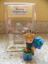 Hallmark 2000 Merry Miniatures Kids Collection Lucky Blonde