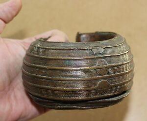 IVORY COAST old african bracelet ancien BAULE afrika d'afrique armband africa