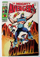 "MARVEL comics ""the Mighty AVENGERS"" # 63  en V.O"