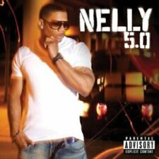 NELLY - 5.0  CD R&B-SOUL-BLACK-FUNKY-GOSPEL