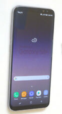 Samsung Galaxy S8+ Plus T-Mobile Unlocked Orchid Gray Smartphone 7/10 Shape *