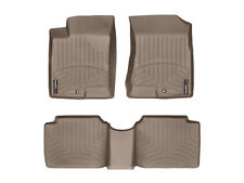 WeatherTech DigitalFit FloorLiner for Hyundai Sonata - 2006-2010 - Tan