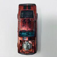 Hot Wheels Redline Mustang Boss Hoss Red 1969