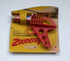 Vintage Tigrett Enterprise ZOOMERAY Space Ray Gun MOC 1950's USA