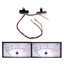 VU-Meter LED-Beleuchtungskit für Revox B77 / PR99 in Kaltweiß 12000k cool white
