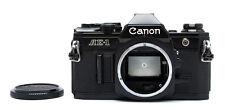 Black Canon AE-1 35mm SLR Camera Body  25136