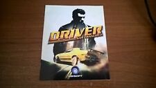 Driver San Fransisco Sony Playstation 3 PS3 Instruction Manual Only VGC PAL