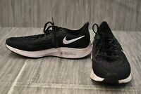 Nike Air Zoom Pegasus 36 AQ2210-004 Running Shoes, Women's Size 7, Black