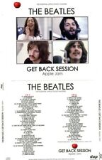 BEATLES Get Back Sessions Apple & Twickenham Jams  4CD