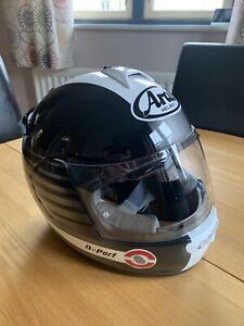 ARAI CHASER-V PAGE MOTORCYCLE HELMET (SIZE L)