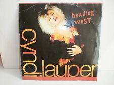 CYNDI LAUPER Headig west CYN 6