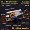 5A DC-DC Buck Step-down Converter Voltage Regulator 5V-36V to 3.3V 6V 9V 12V 24V