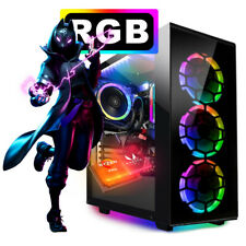 Gamer PC AMD Ryzen 5 3350G 4x 4.0 Ghz M.2 SSD Radeon Vega Windows 10 Gaming Set