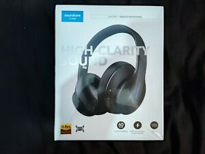 Soundcore Anker Life Q10 Wireless Bluetooth Headphones Exclusive Black Hi-Res