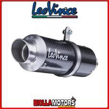 8760 MARMITTA LEOVINCE HONDA CB 500 F/X 2014- GP CORSA CARBONIO/INOX