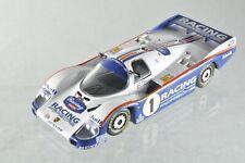 JQ216 Altaya/IXO 1:43 Porsche 962 Le Mans 1986 A+/-