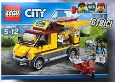 LEGO CITY   `` PIZZA VAN ´´   Ref 60150  NUEVO  A ESTRENAR
