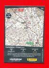 100° GIRO D'ITALIA -Panini 2017-Figurina-Sticker n. CARD C15 - 14° TAPPA -New