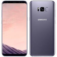 Oficial Genuino Samsung Galaxy S8+ Plus Ultra delgada funda clara Violeta