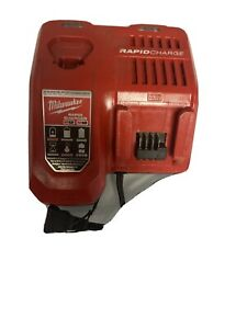 Milwaukee 48-59-1808 M12/M18 Rapid Charger - Red/Black