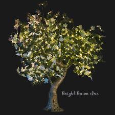 LED Tree Maple Black Forest 4.8FT 384LED Indoor Room Garden Wedding Event Decor