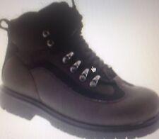Boys' Deer Stags Hector Waterproof Hiker / Size 7 Medium / Dark Brown