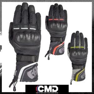 Oxford Montreal 4.0 Waterproof Dry2Dry Mens Motorcycle Gloves