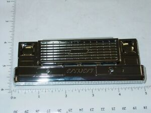 Nylint Chrome Plastic Chevy Truck Grill Replacement Toy Part NYP-033P